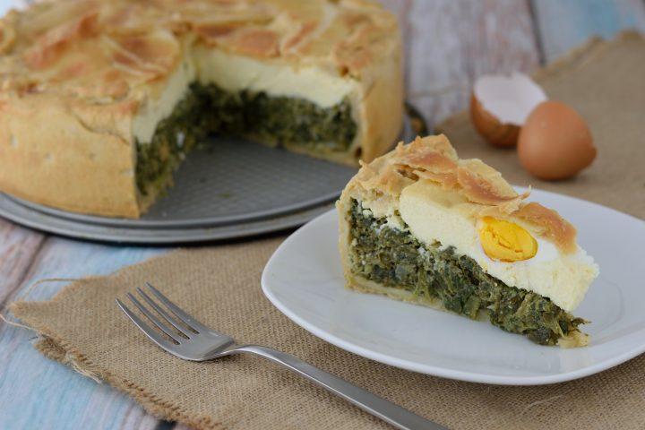 Torta Pasqualina - ricetta ligure tradizionale