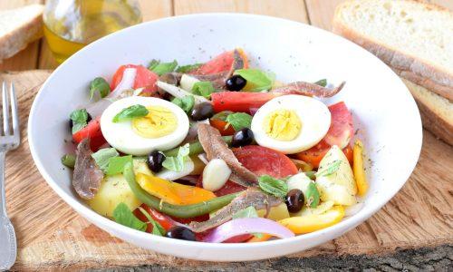 Condiglione – cundigiun genovese, insalata tipica ligure