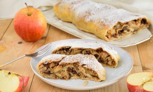 Strudel di mele – ricetta originale