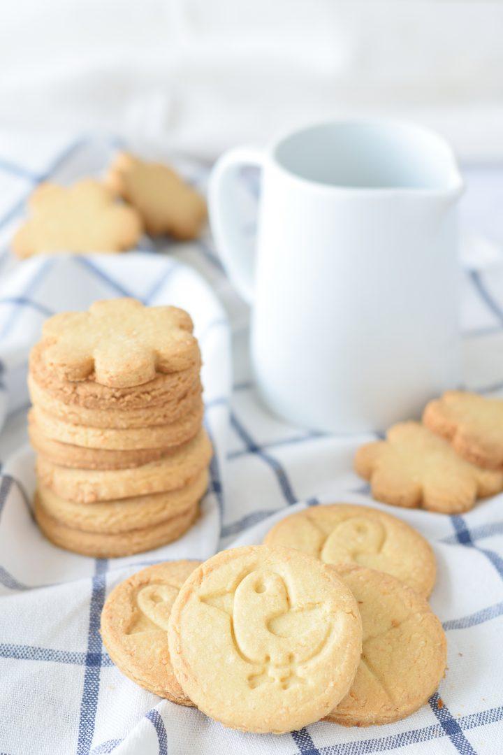 Biscotti al cocco (con olio di cocco bio)