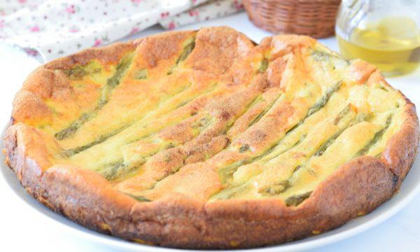 Frittata di Asparagi al forno – facile e leggera!