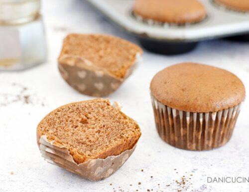 Muffin al Caffè Vegani (senza uova)