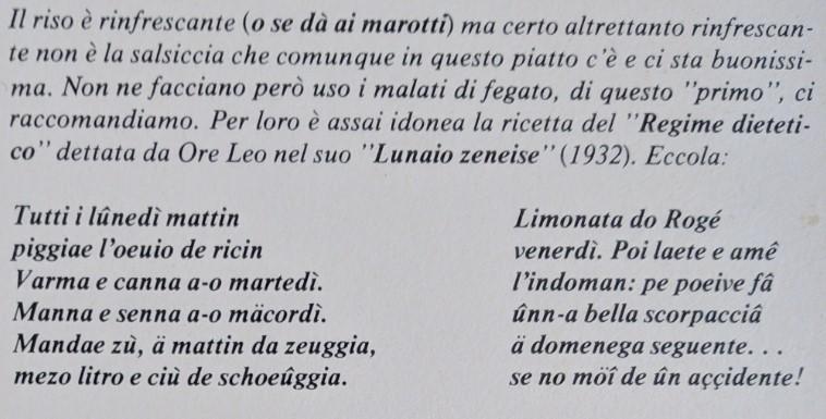 """""""Pesto e Mortâ - Il grande libro della cucina ligure"""" (Aidano Schmuckher, 1980)"""
