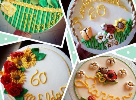 Le mie decorazioni per le vostre torte
