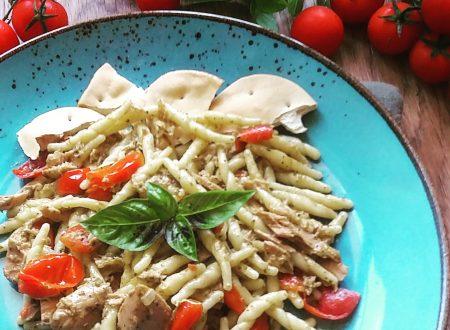 Trofie alla carlofortina, la ricetta tradizionale
