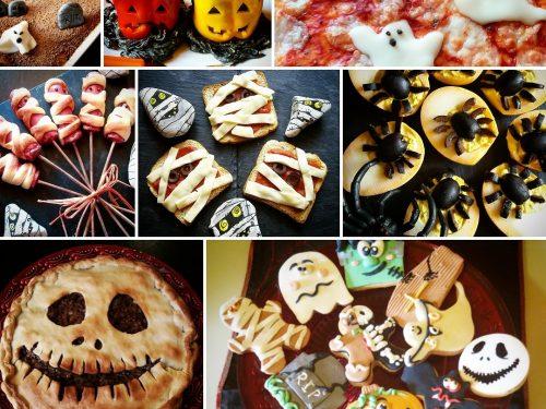 Halloween party: idee sfiziose per una cena da paura