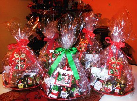 Cesti natalizi homemade, il mio regalo di Natale