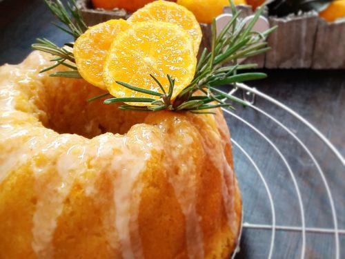 Torta soffice ai mandarini, senza latte e burro