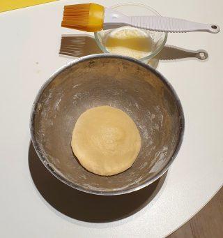 impasto della pasta strudel