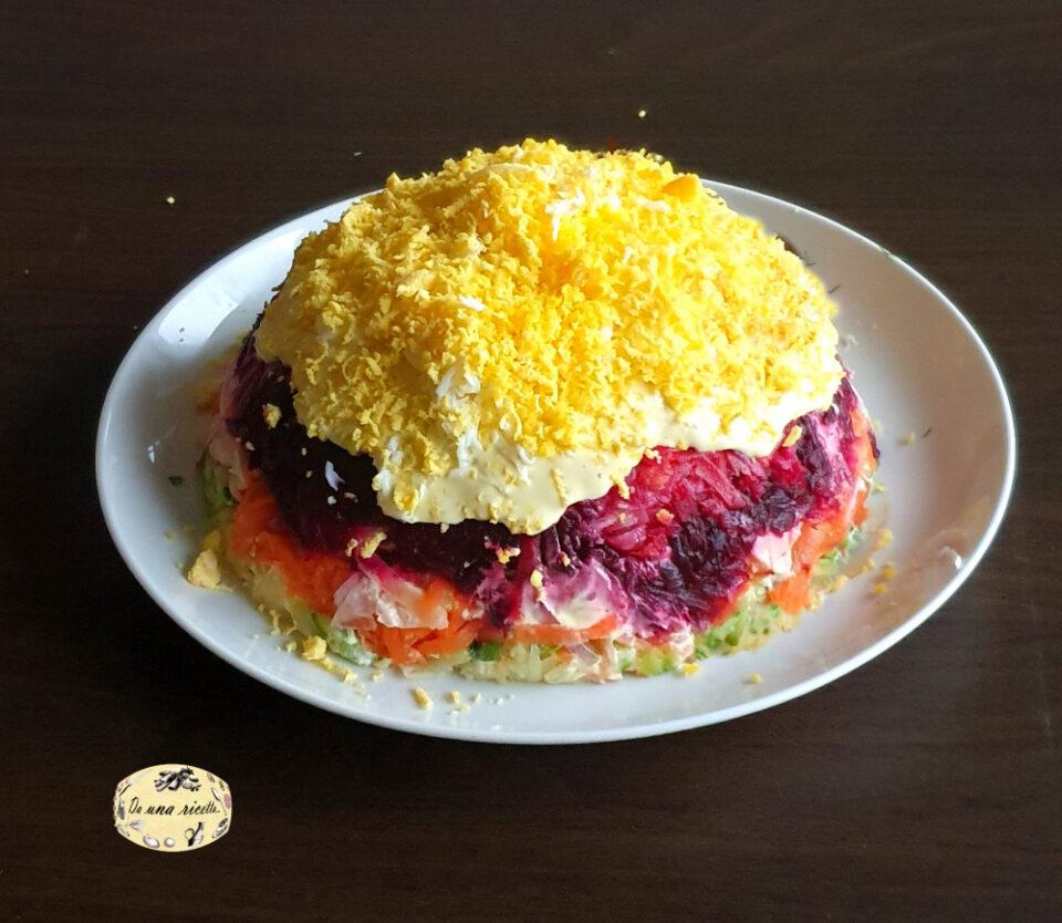 insalata russa mimosa