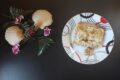 Lasagna di pane guttiau e salmone affumicato selvaggio