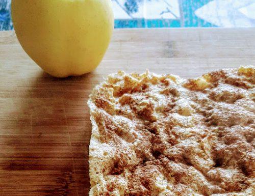 Tegolino mele e cannella