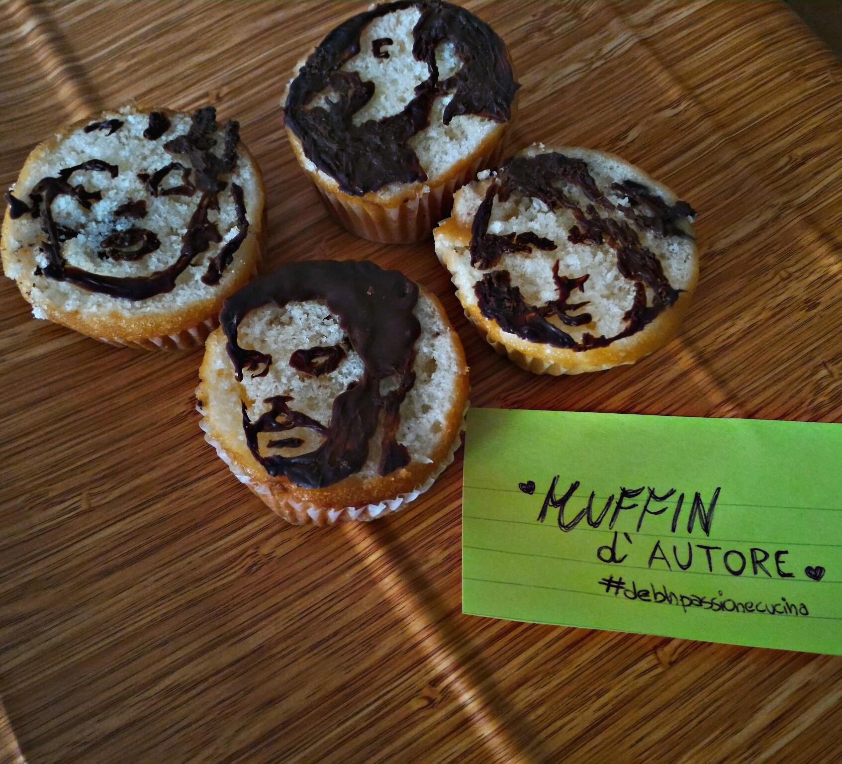 Muffin D Autore Dolci D Impatto Per Regali E Feste A Tema