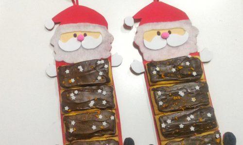 Biscotti di Babbo Natale per il 6 gennaio