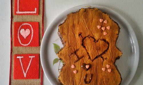 Torta last minute di San Valentino