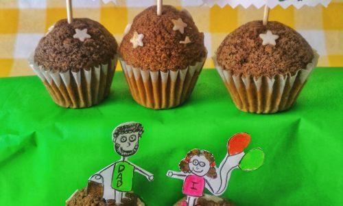 Mini cupcake alla nutella