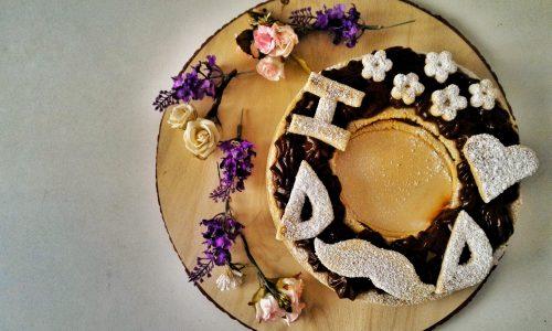 Cream tart per la festa del papà