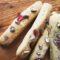 Biscottoni alle mandorle con fragole