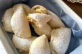 Ravioli dolci ananas e ricotta