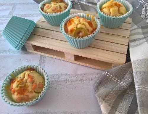 Muffin salati con albumi ricetta facile e veloce