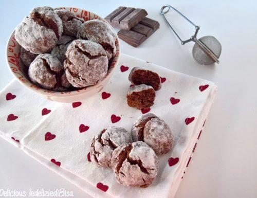 Biscotti morbidi al cacao – ricetta facile e veloce