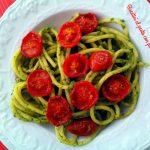 spaghetti con pomodorini e rucola rc 3