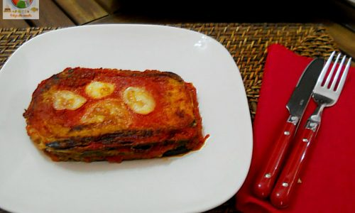 Parmigiana di melanzane, ricetta tradizionale