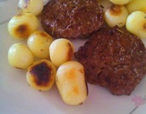 Hamburger al balsamico