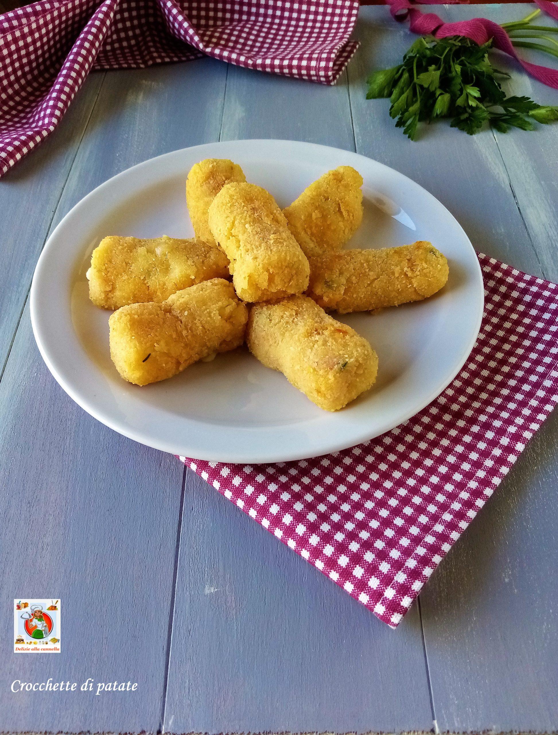 crocchette di patate ricetta v1