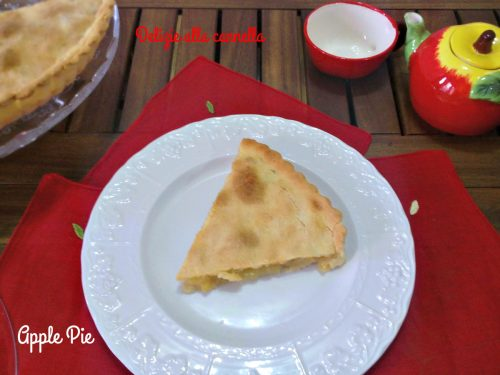 Apple pie  Torta di mele