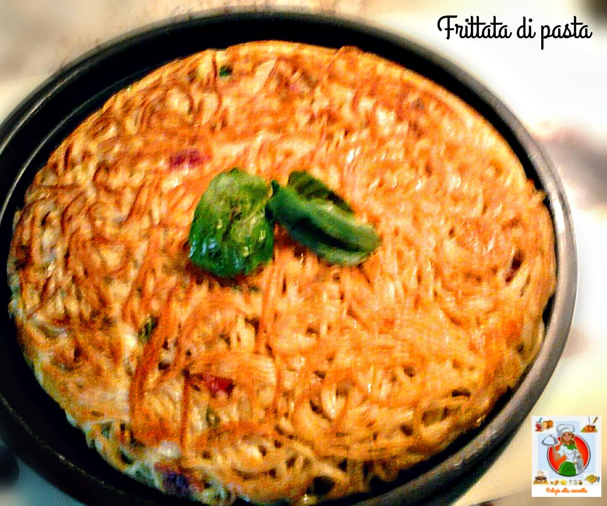 frittata di pasta ricetta classica