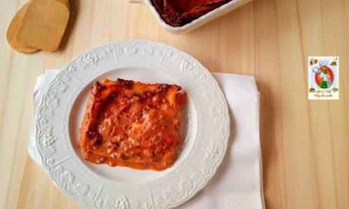 Lasagna alla bolognese ricetta tradizionale