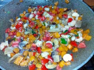 risotto-con-zucca-funghi-e-gamberetti-zucca-sugo