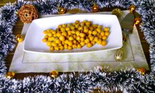 Gli struffoli ricetta originale napoletana