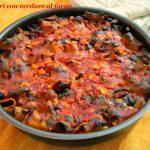 pasta al forno con melanzane e olive rc 3