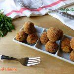 polpette di patate ricetta rc 1