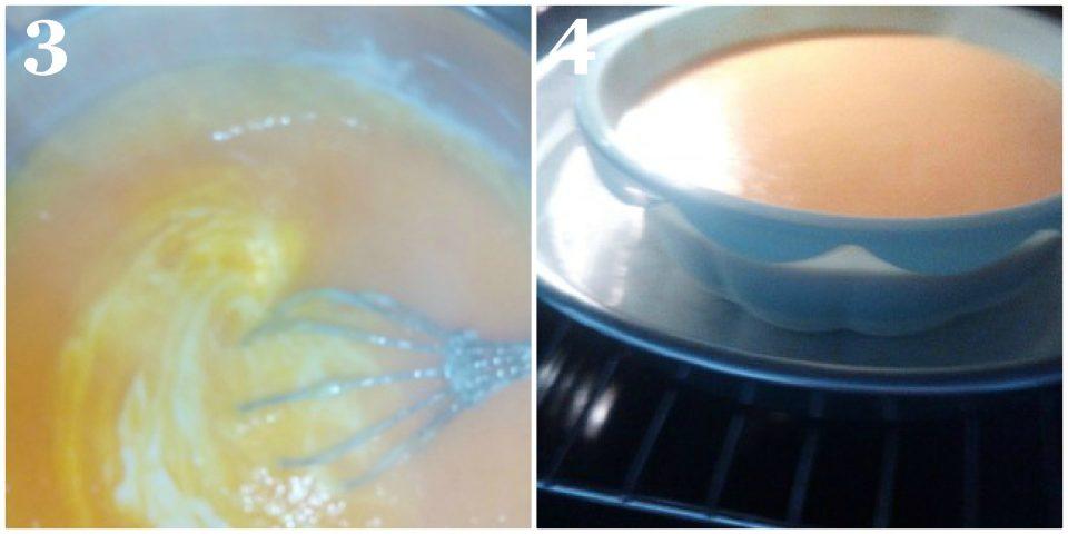 crema di zucca e arance collage 2