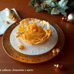 pasta con salmone clementine