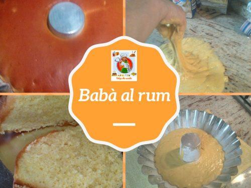 Come preparare il Babà al rum  Ricetta perfetta