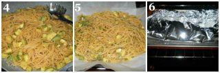 spaghetti con zucchine al cartoccio c2
