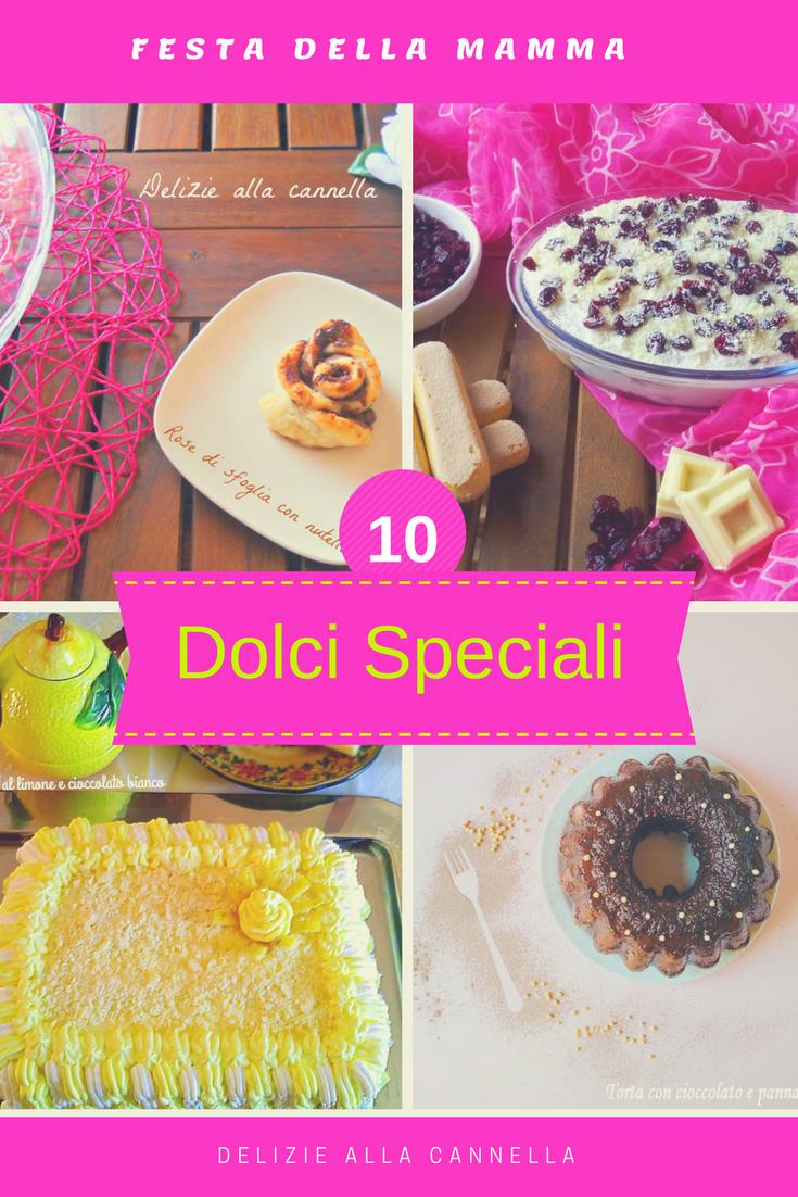 10 torte speciali per la festa della mamma