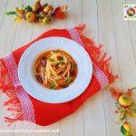 pasta con crema di zucca e pomodori secchi o1