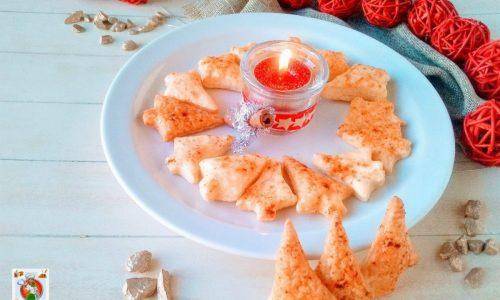 Alberelli di sfoglia alla paprika