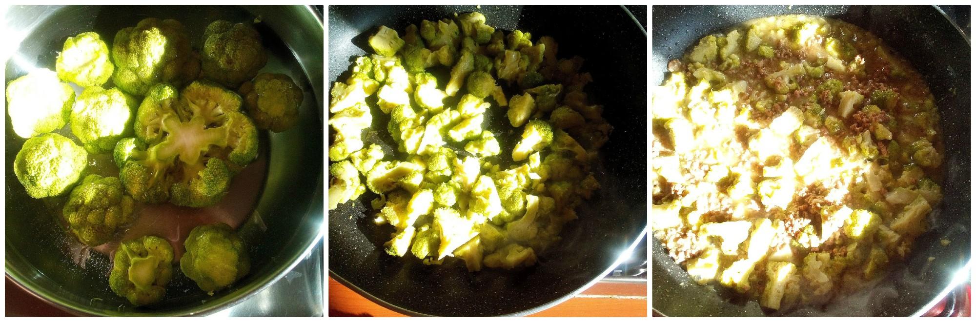 pasta con ragù bianco e broccoletti c2