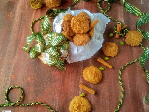 Brutti ma buoni ai pistacchi e cannella