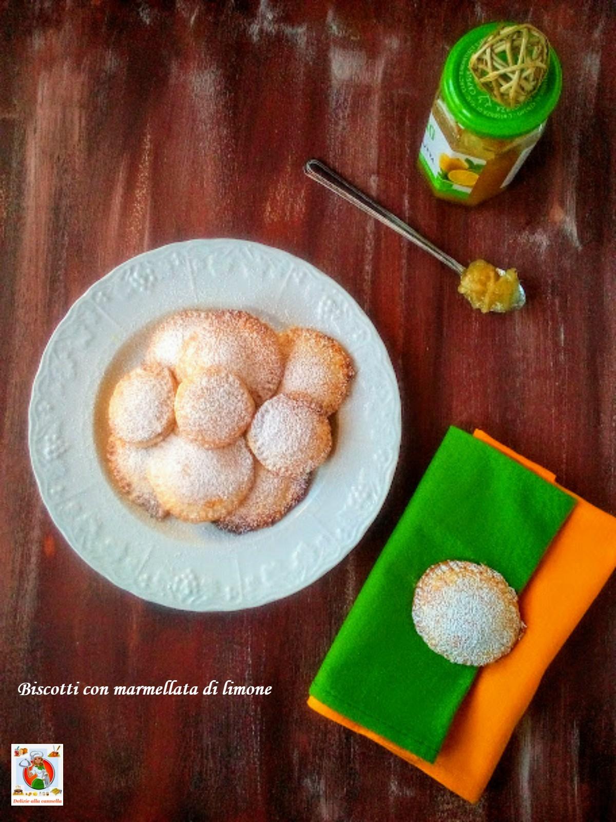 biscotti con marmellata di limoni v1