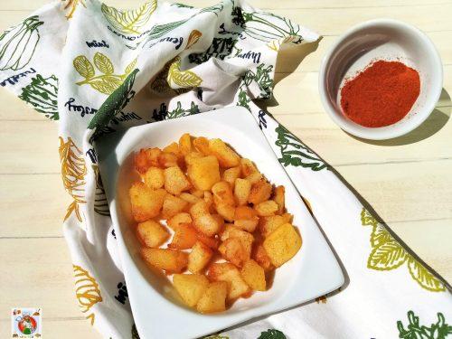 Patate alla paprika dolce