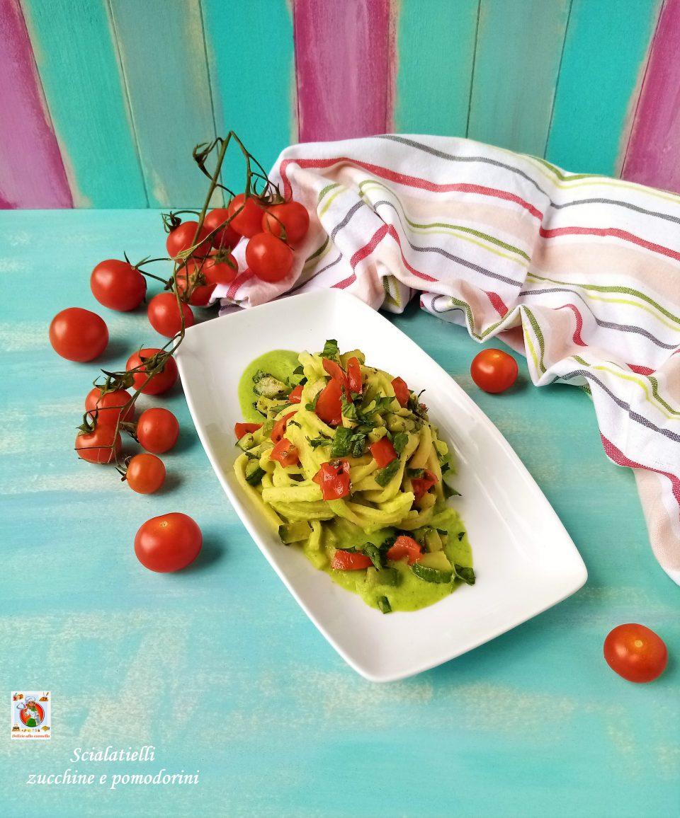 scialatielli con zucchine e pomodorini cremosi v 2 ok