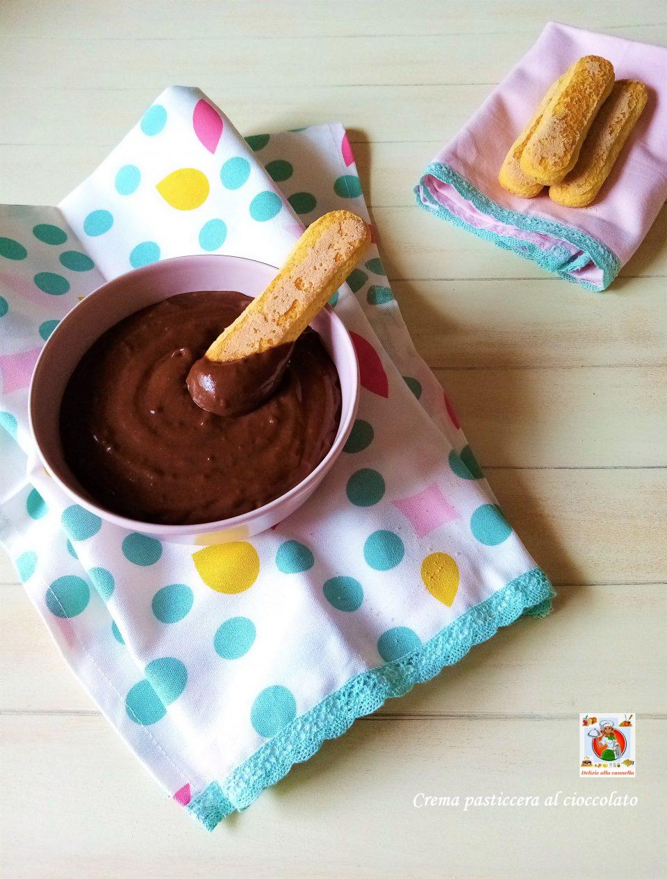 crema pasticcera al cioccolato v1