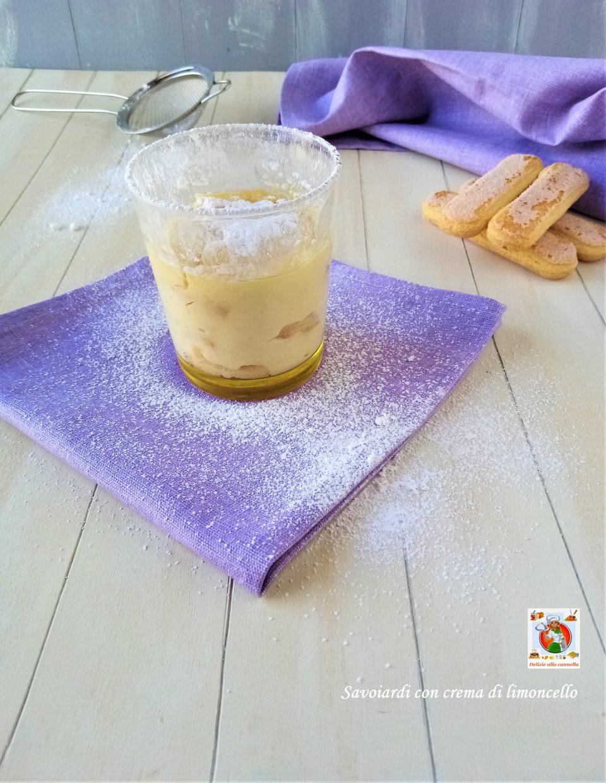 savoiardi con crema di limoncello v1